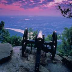 Civil War in Tennessee: A Fight for Lookout Mountain