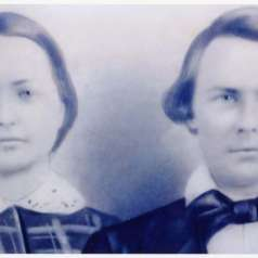 Photograph of Civil War Soldier and Wife
