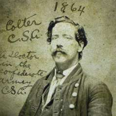 Photograph of Civil War Doctor