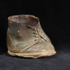 Soldier's Half-Boot from Battle of Franklin