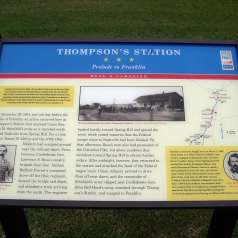 Thompson's Station Marker II