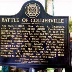 Battle of Collierviille