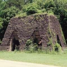 Cedar Grove Iron Furnace