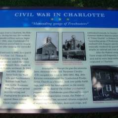 Charlotte in the Civil War