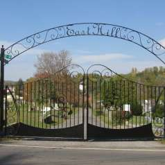 East Hill Cemetery: Historic Burial Ground