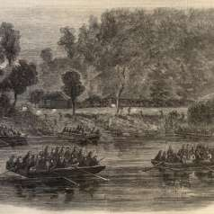Hazen's Raid at Browns Ferry