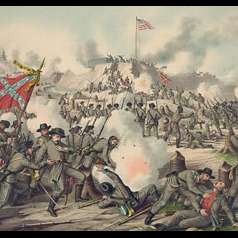 Battle of Knoxville, Fort Sanders