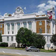Civil War in Marshall County: The Courthouse Square
