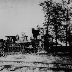 Connection to Johnsonville: U.S. Military Railroad