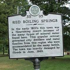 Red Boiling Springs