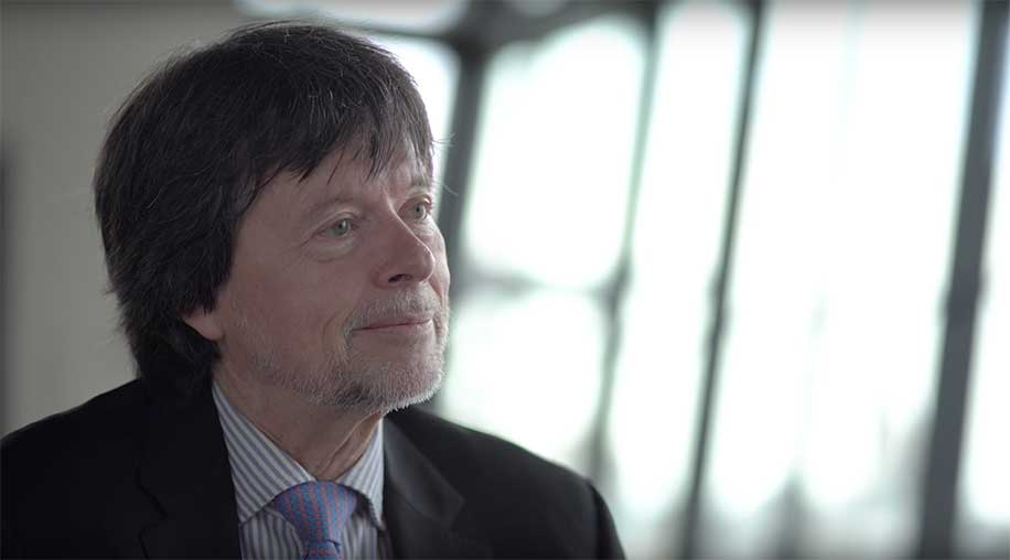 Ken Burns Hero Video