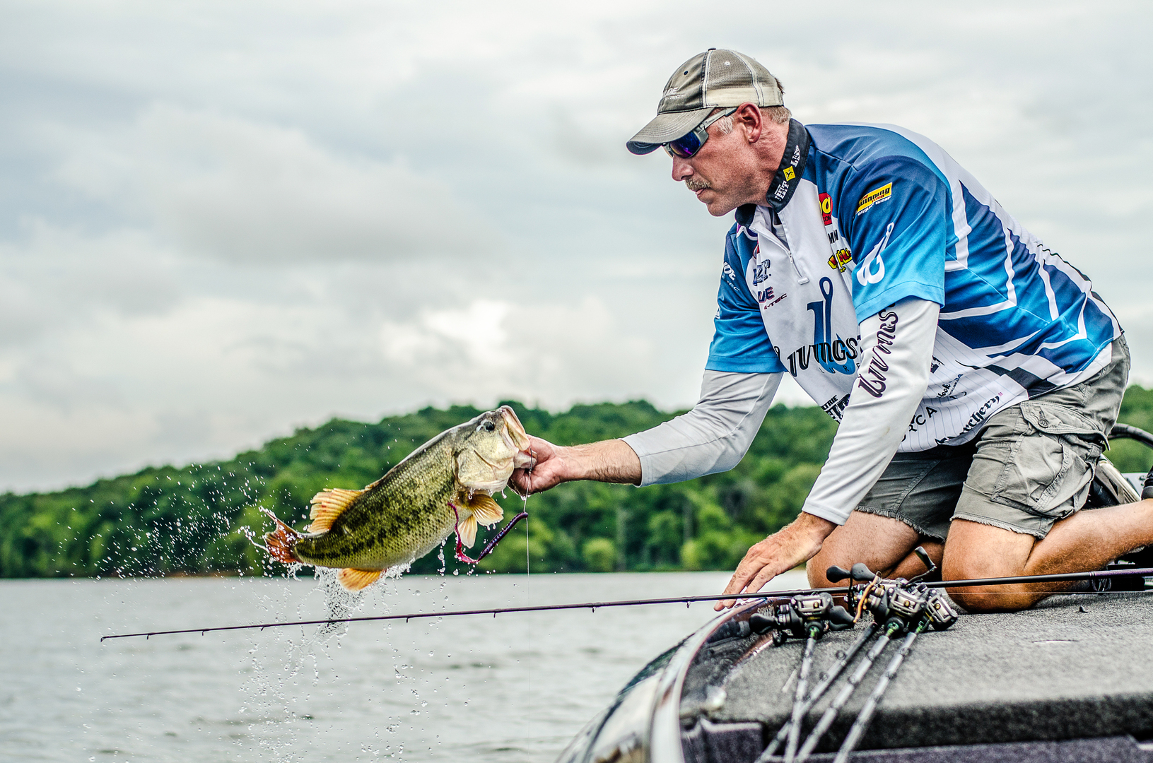 Chickamauga Lake in Tennessee Home to Record-Setting Bass