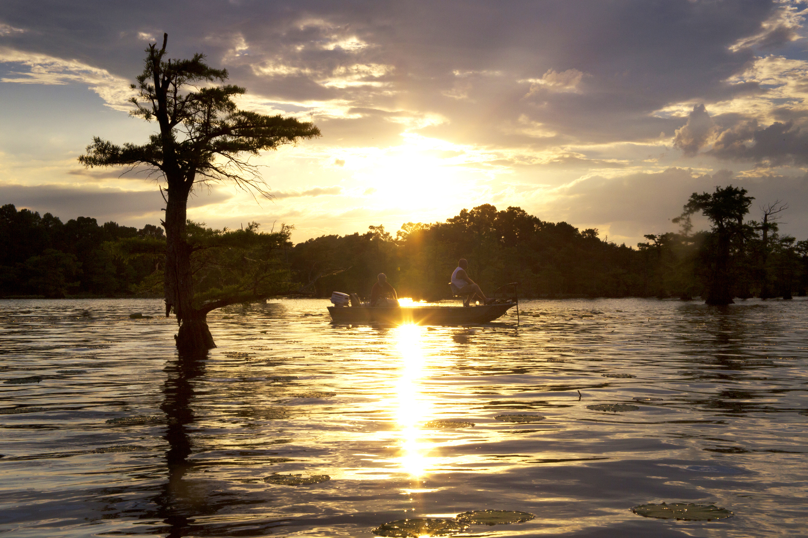 March Is the Month for Tennessee's Reelfoot Lake Crappie - Tennessee