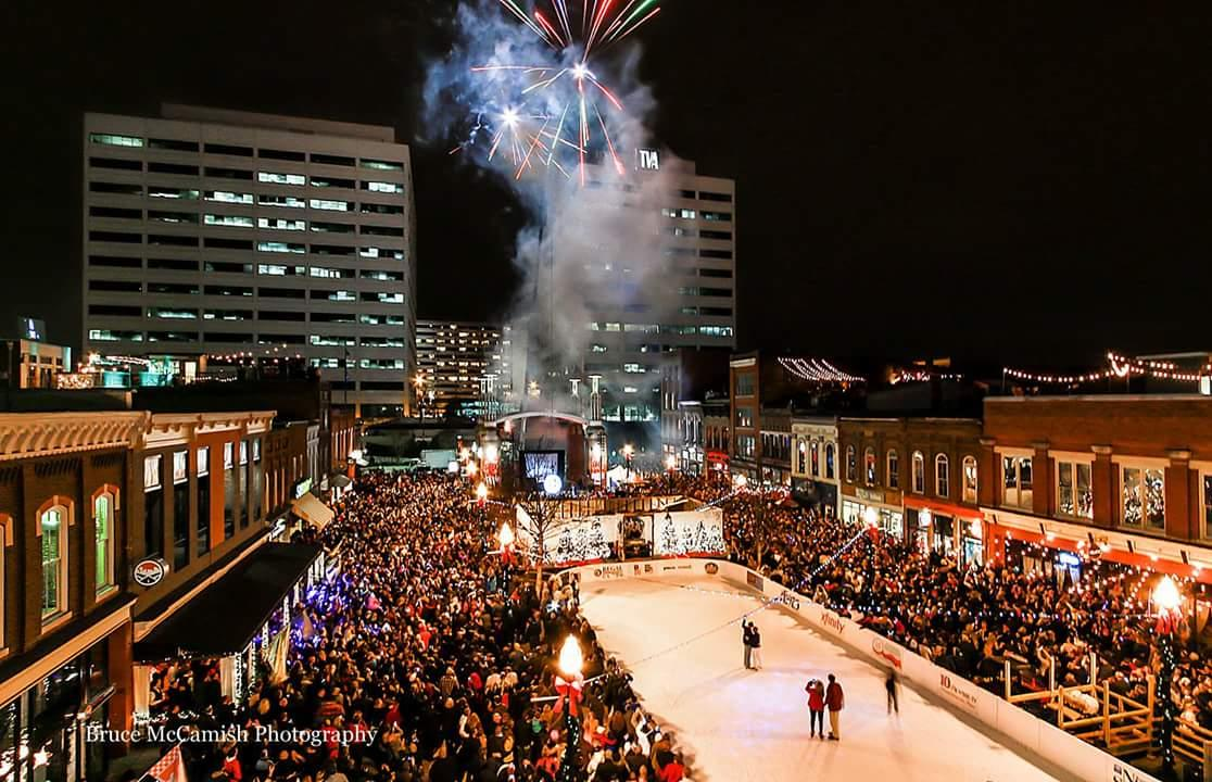 Chattanooga New Years Eve 2020 Where to Celebrate New Year's Eve in Tennessee   Tennessee Vacation