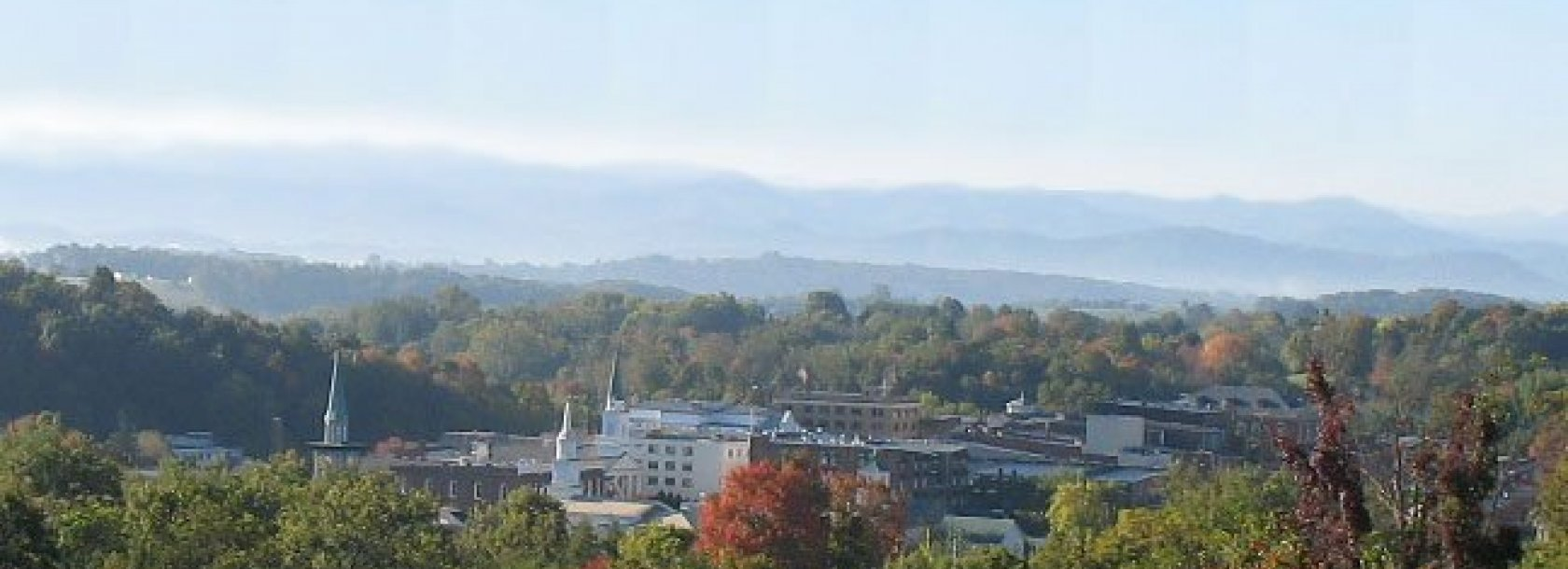 Downtown Greeneville Historic District in Greeneville, TN