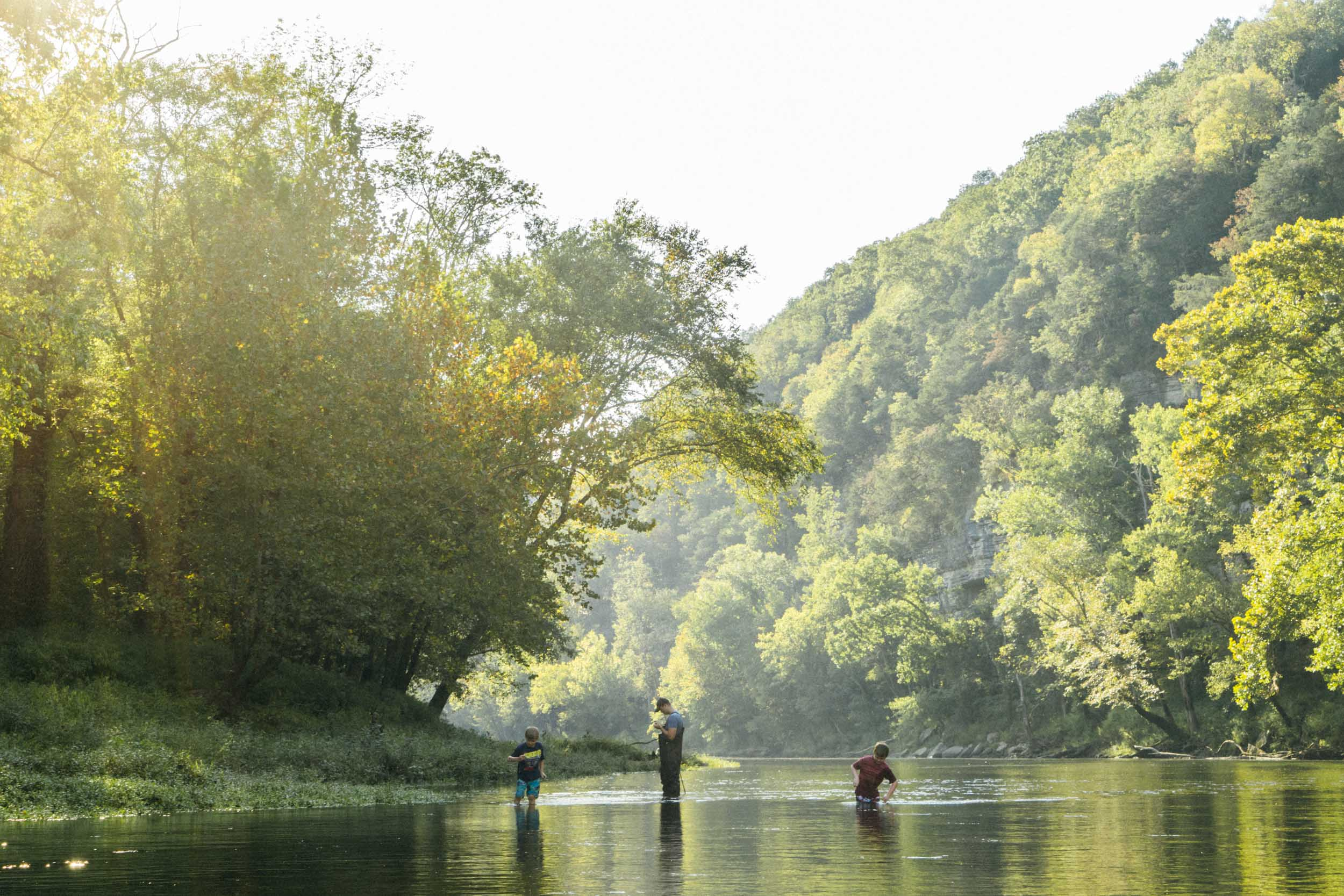 Cast a line this autumn in Tennessee