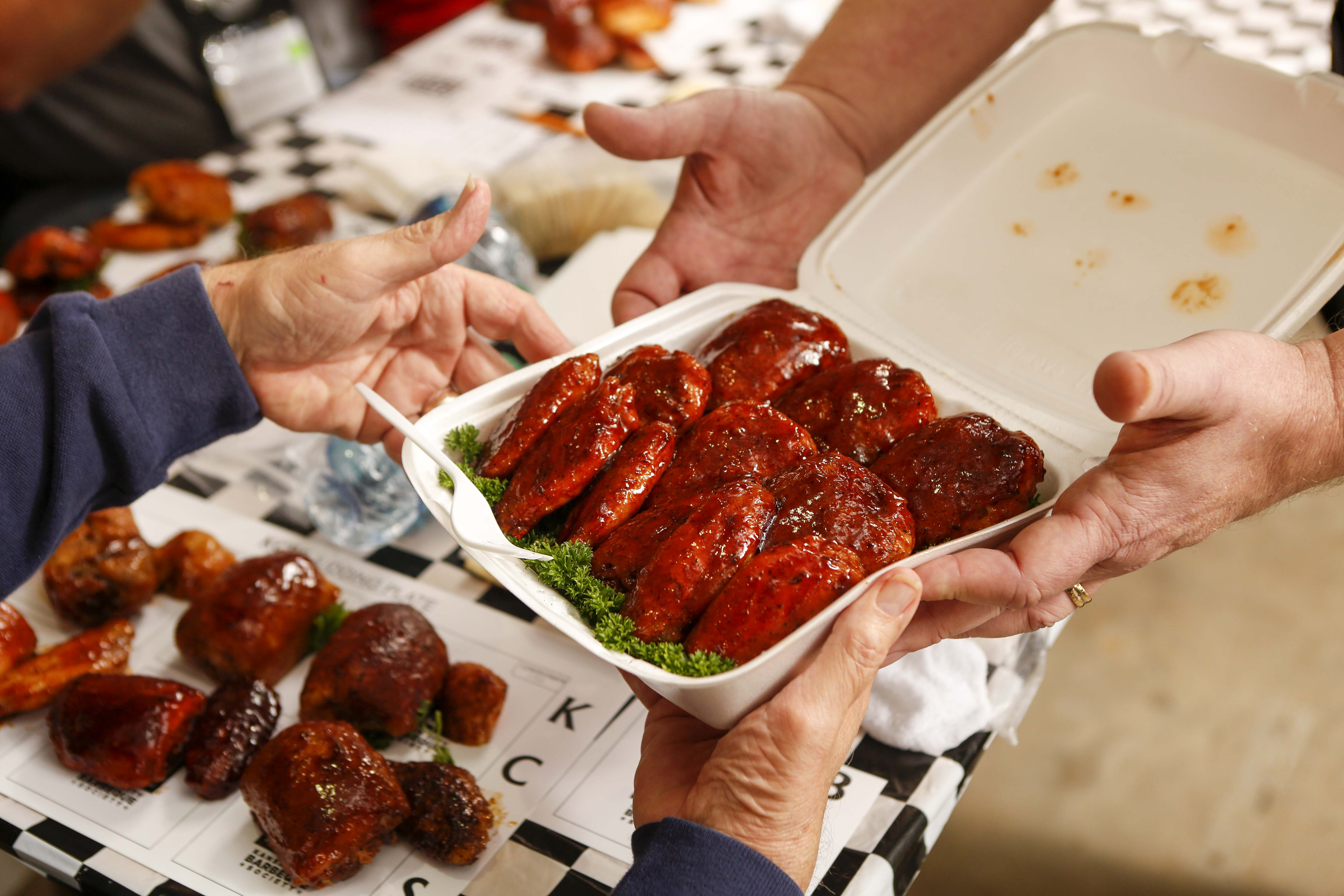 Jack Daniel's World Championship Invitational Barbecue