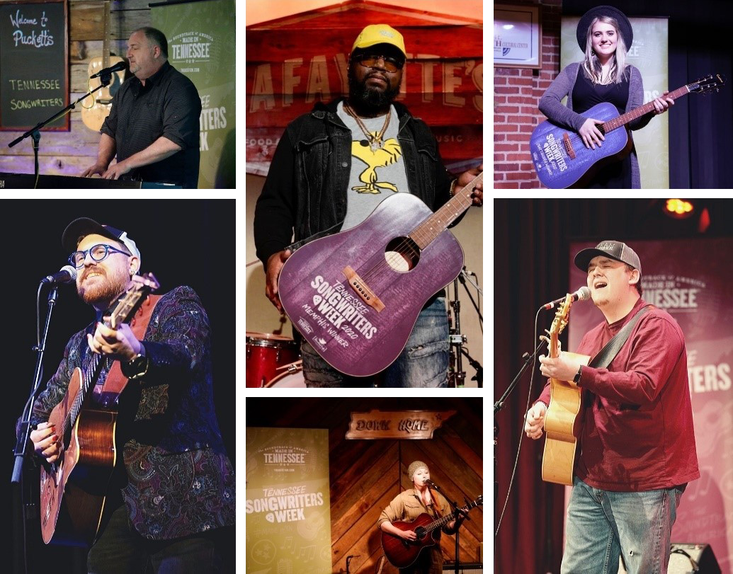 2020 Tennessee Songwriters Week