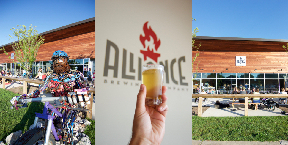 Alliance Brewing Company, Knoxville