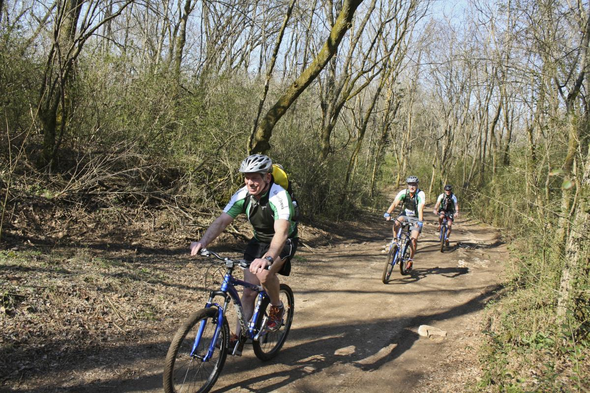 Adventure awaits on Knoxville's many mountain biking trails