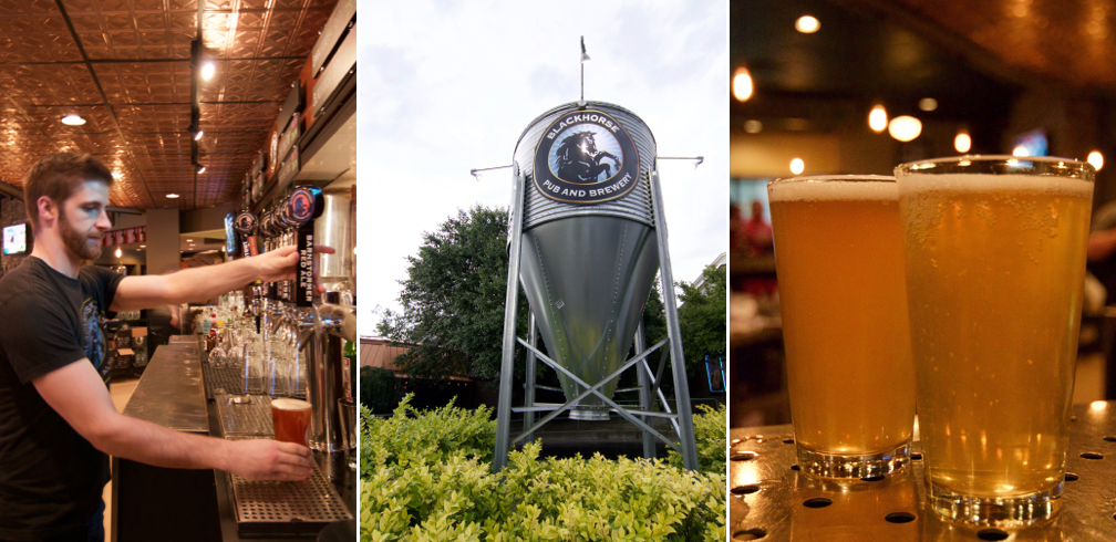 Blackhorse Pub & Brewery in Knoxville