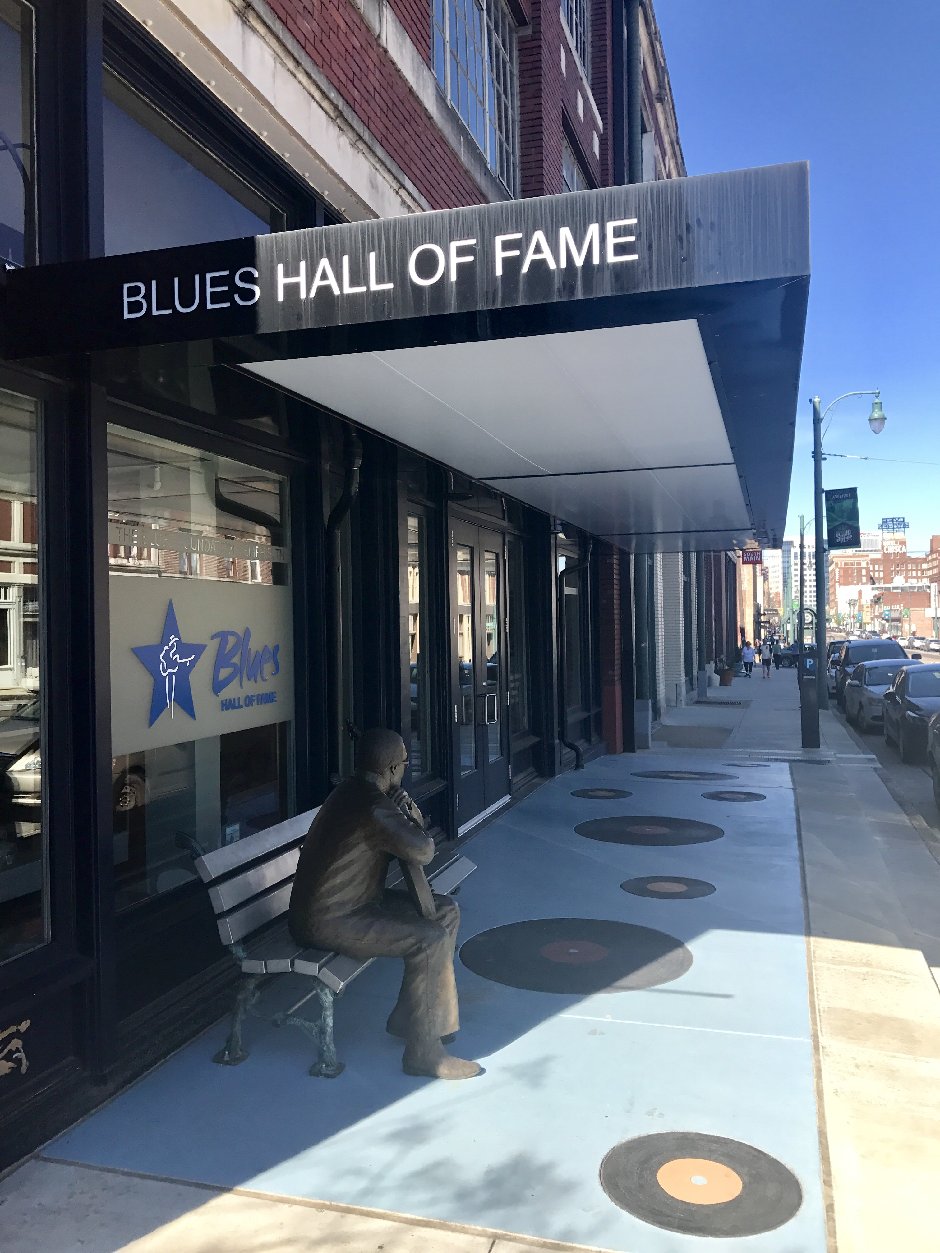 Blues Hall of Fame and Museum, Memphis