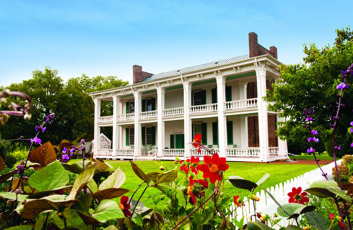 Enjoy a spring day at Carnton Plantation in Franklin