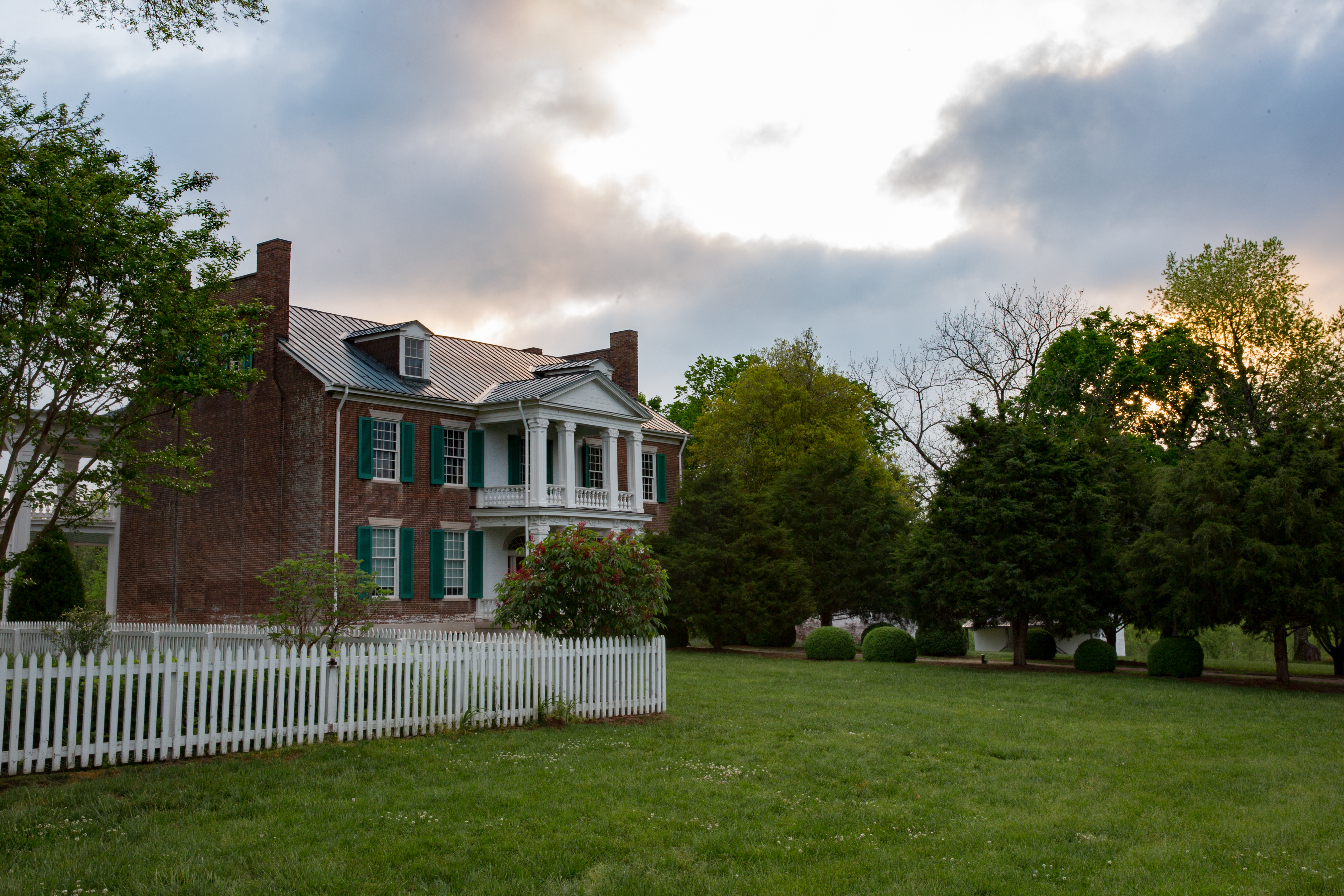 Carnton Plantation in Franklin, Tennessee