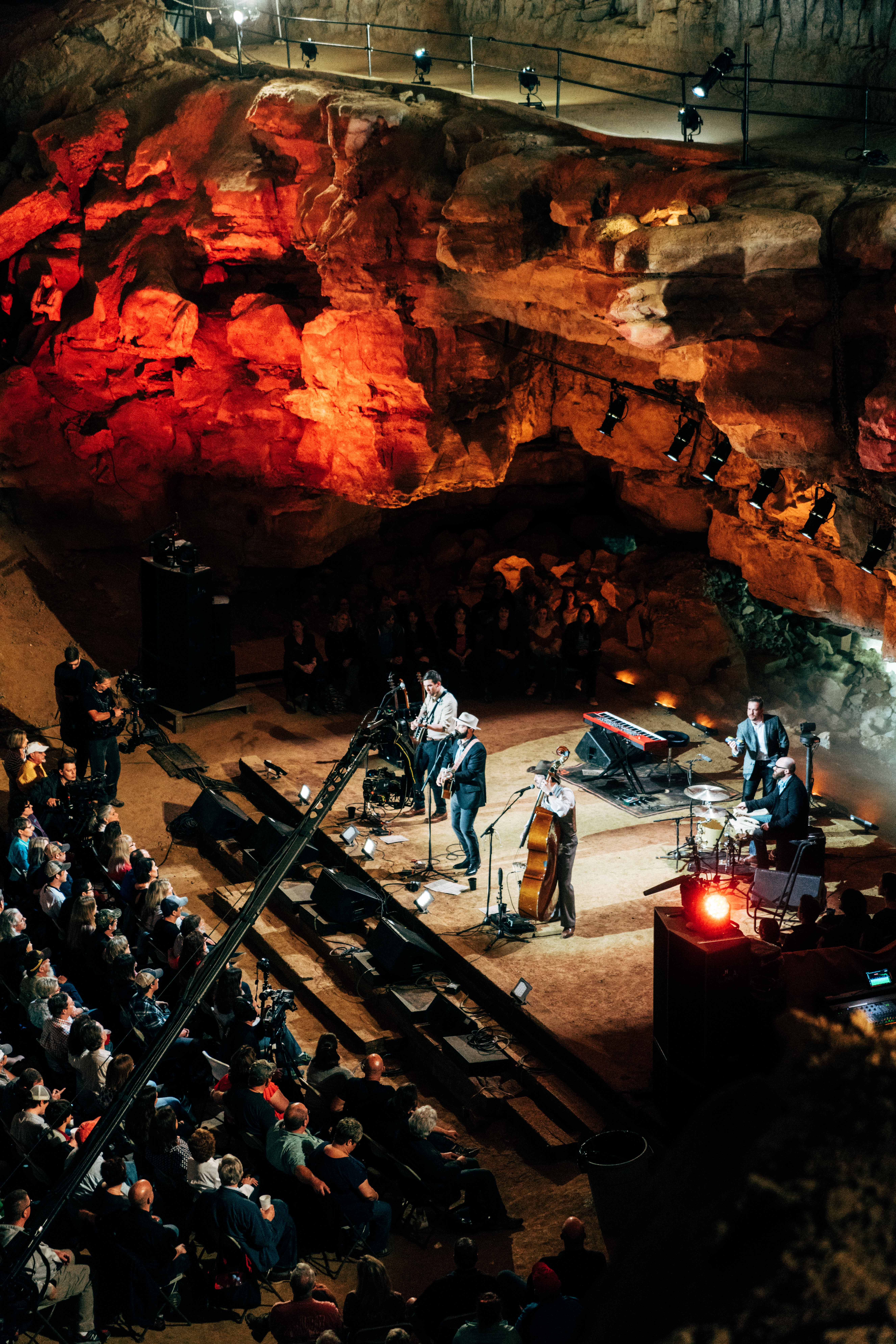 Drew Holcomb at Bluegrass Underground