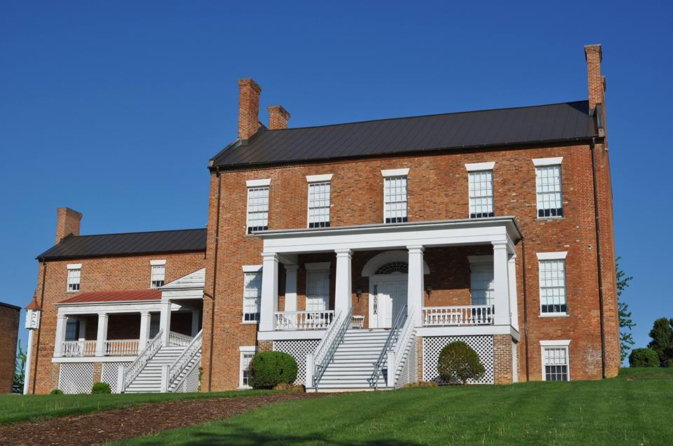Dickson-Williams Mansion in Greeneville, Tennessee