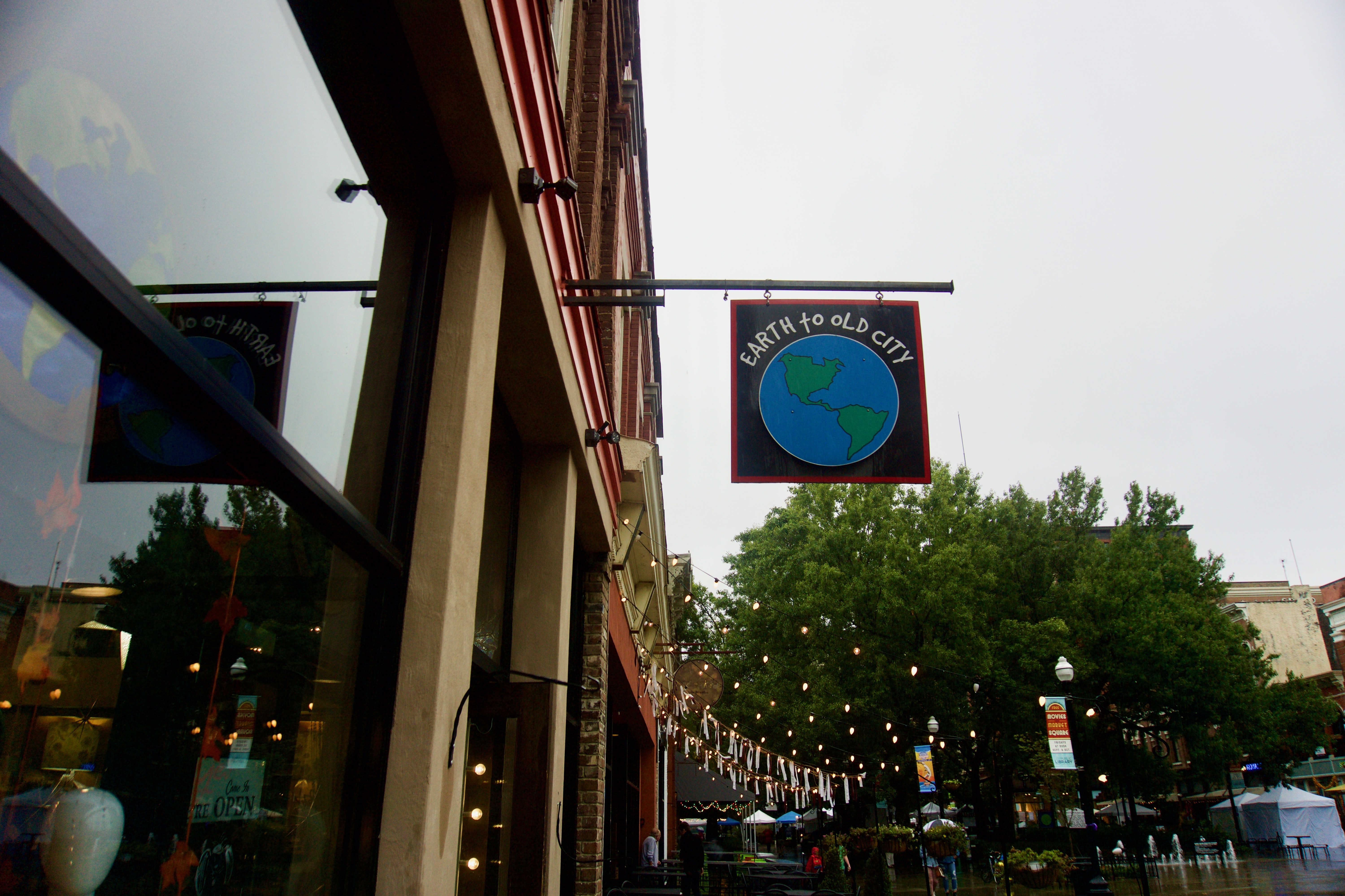 Earth to Old City, Knoxville