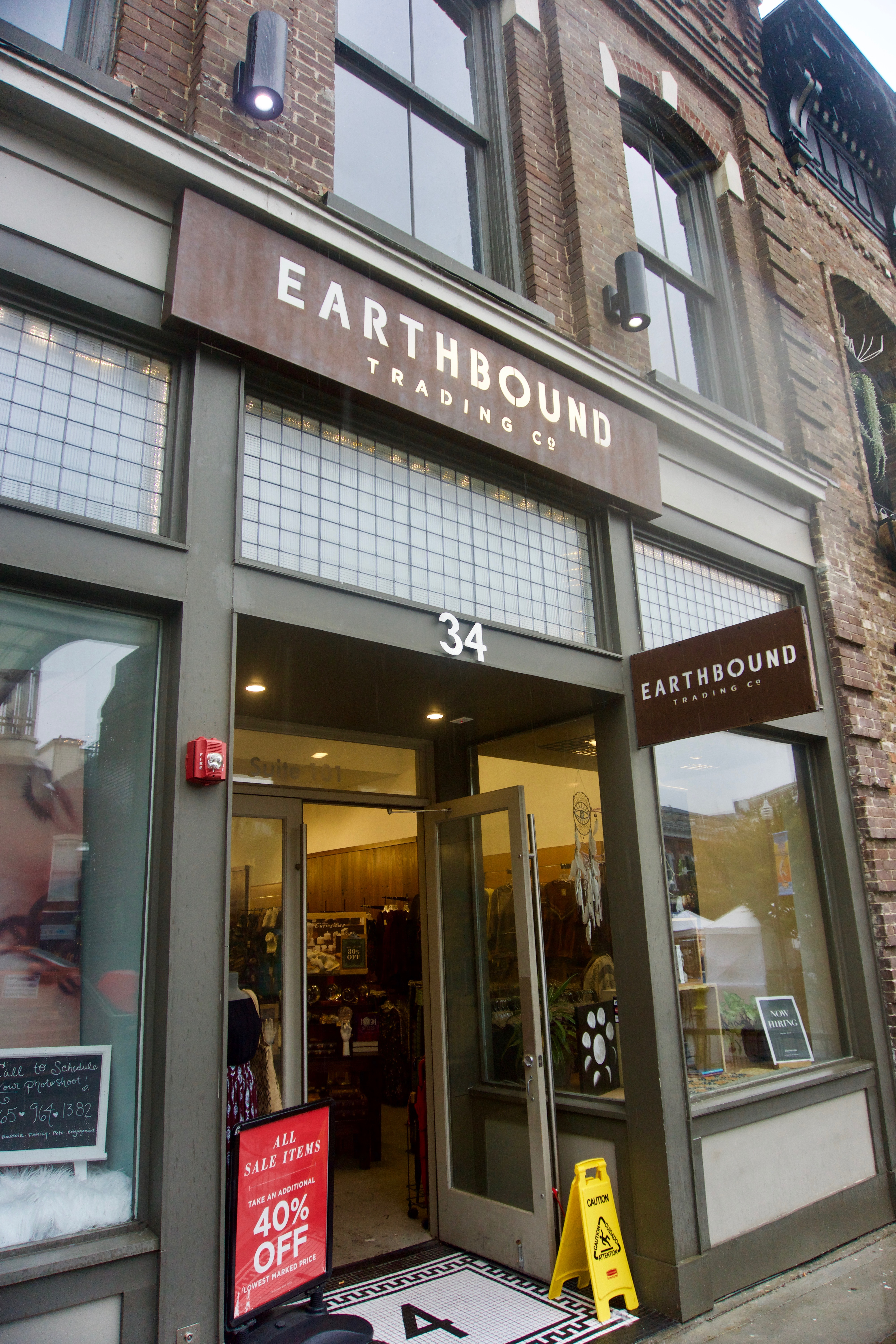 Earthbound Trading Co., Knoxville