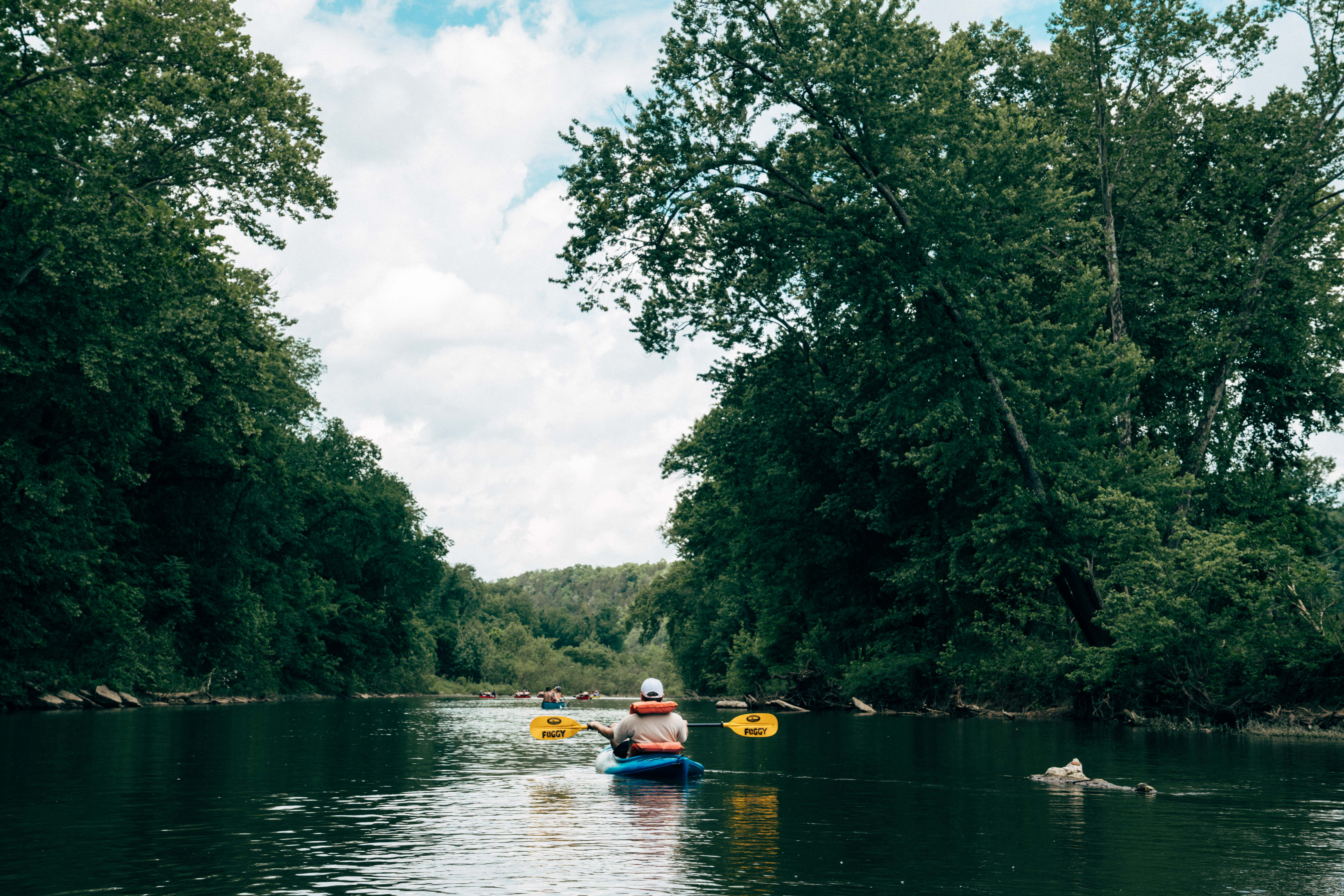 Foggy Bottom Canoe and Kayak Rentals, Harpeth River