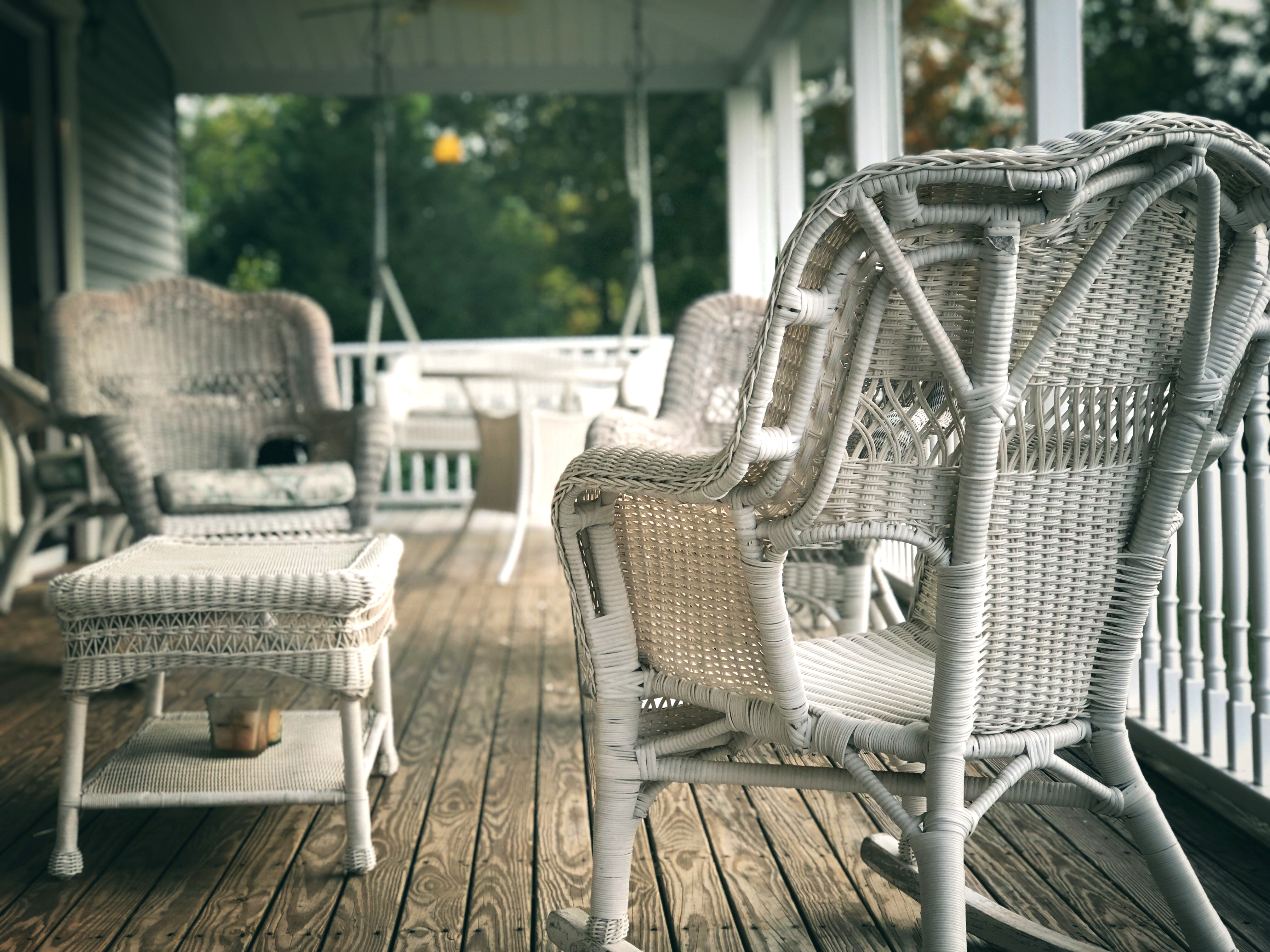 Take in the quiet moments at Grey Gables Bed & Breakfast Inn