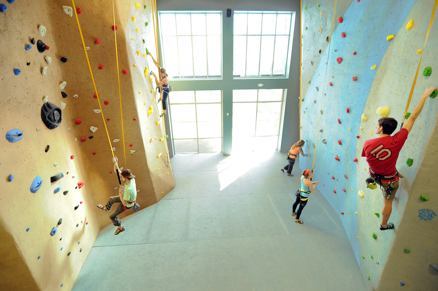 High Point Climbing and Fitness, Chattanooga, Tennessee