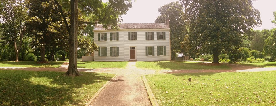 Historic Travellers Rest & Plantation in Nashville, Tennessee