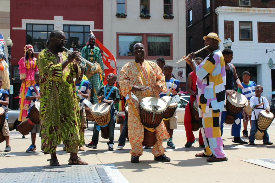 Celebrate culture, food and great entertainment in Knoxville. Photo credit: Kuumba Festival