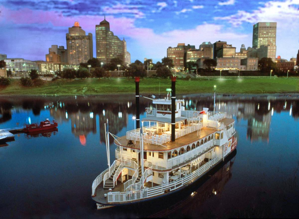 Take a day cruise or see Memphis light up at night while sailing along on an evening cruise on the Mississippi River