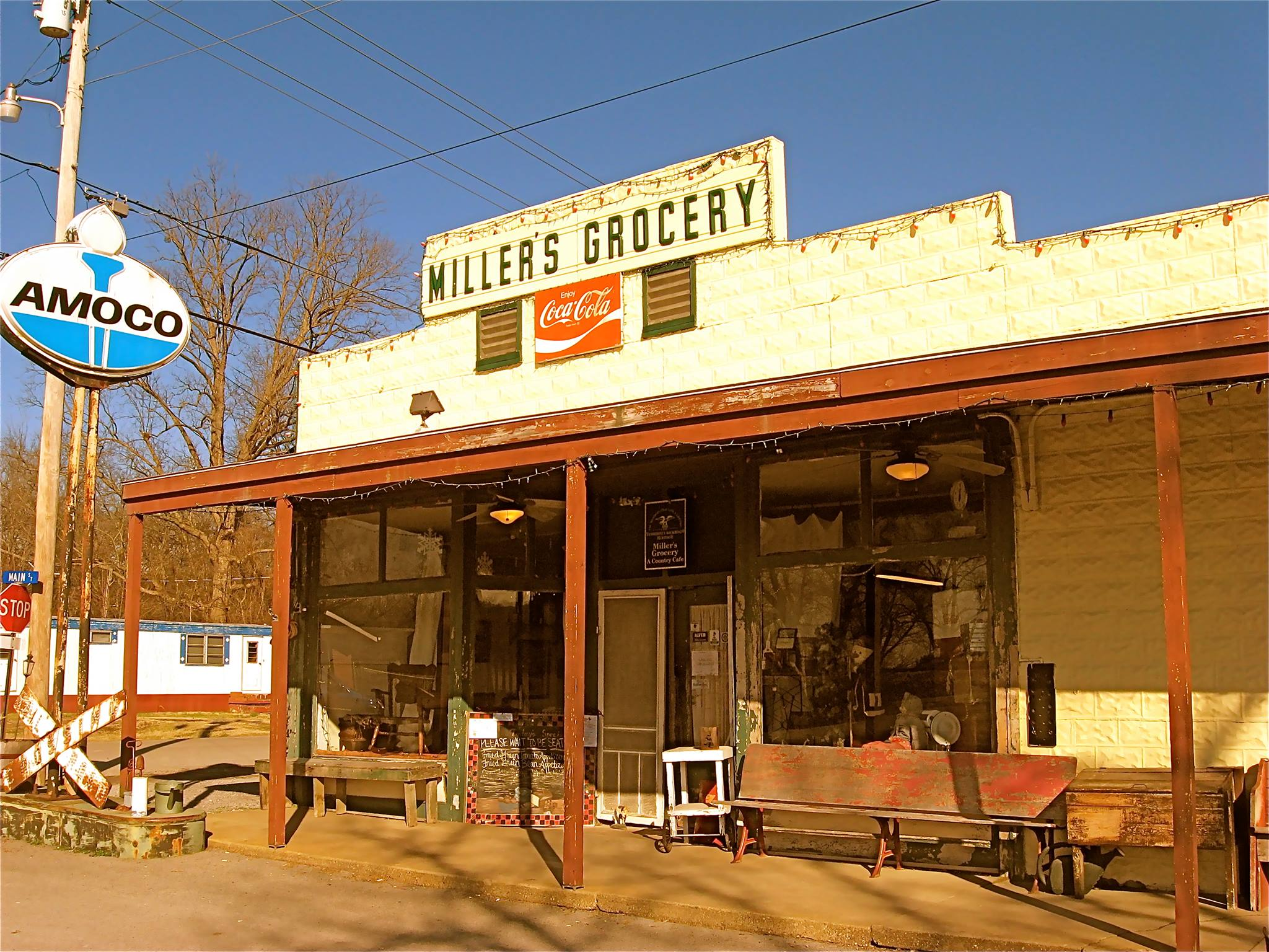 Miller's Grocery, Christiana, Tennessee