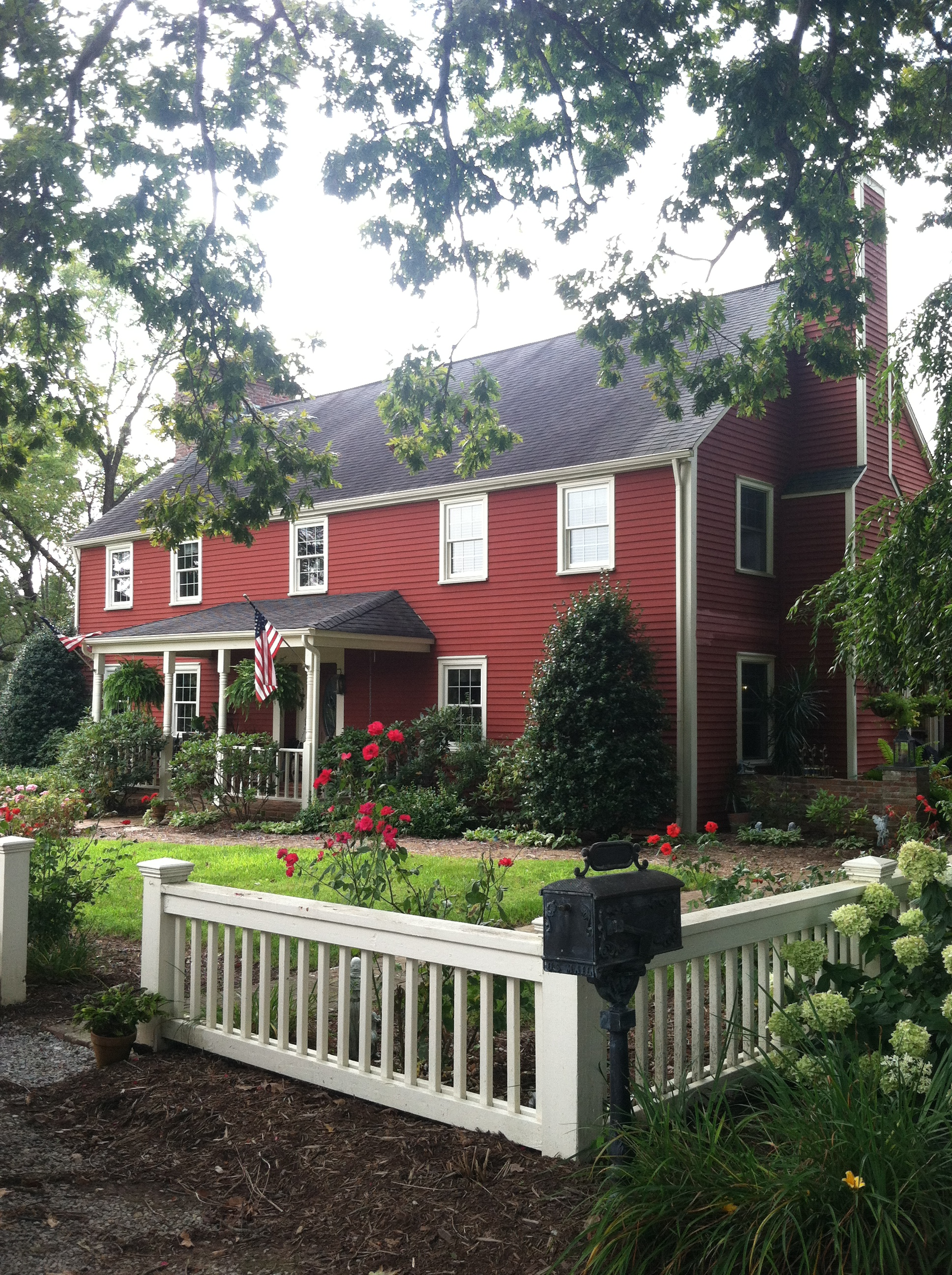 Saltbox Inn, Cookeville