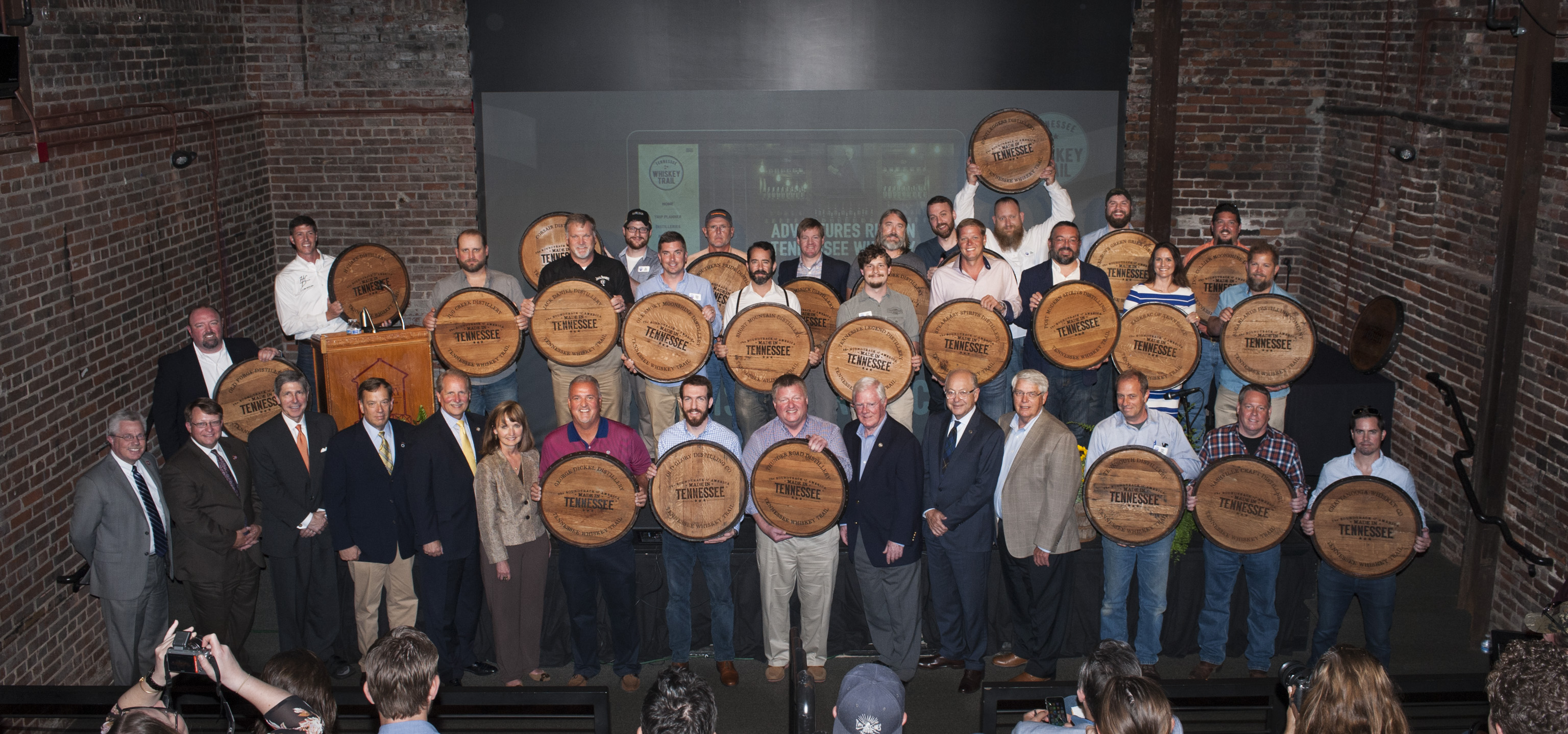 The Tennessee Distillers Guild