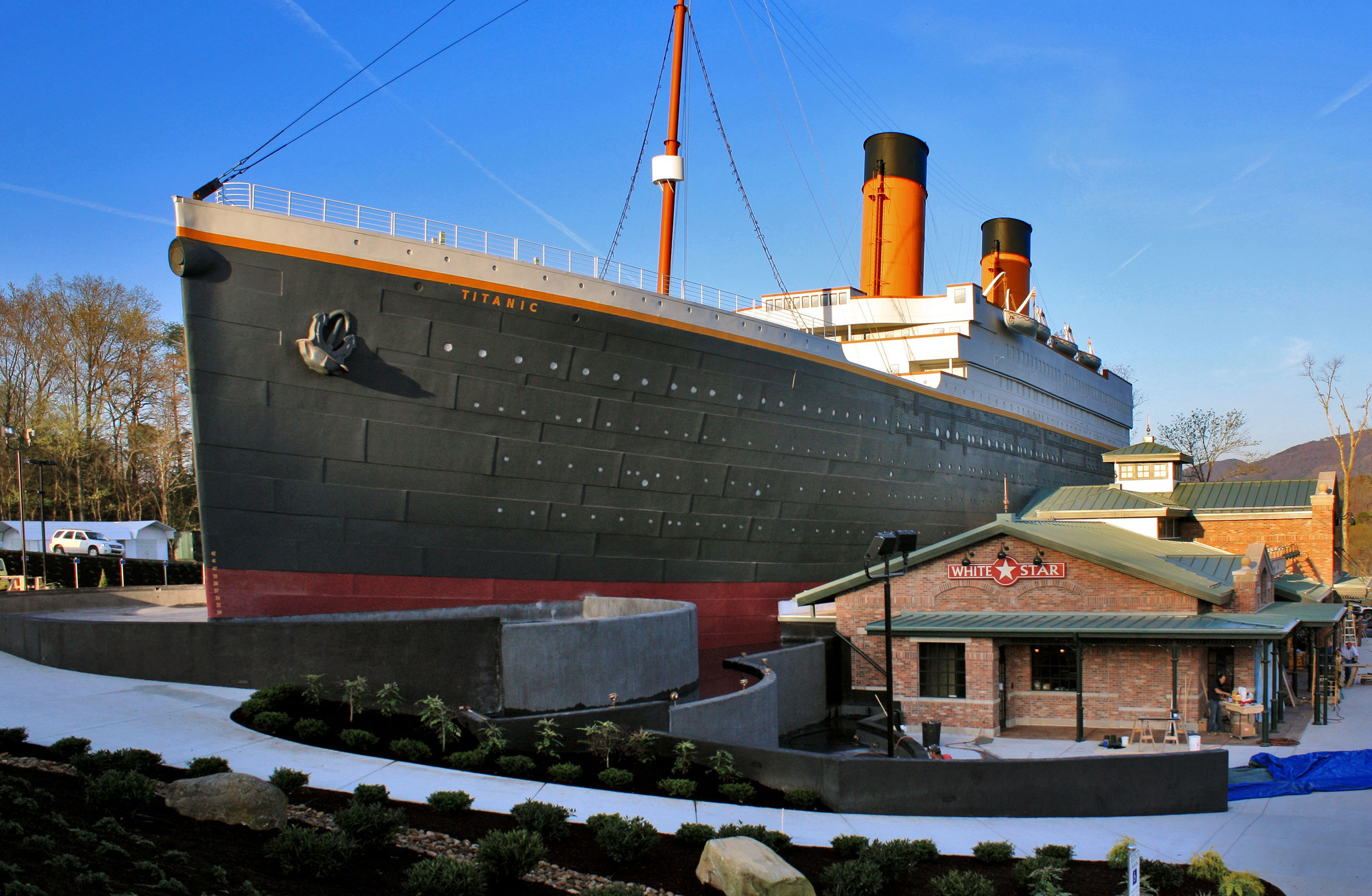 Titanic Museum Attraction, Pigeon Forge, Tennessee