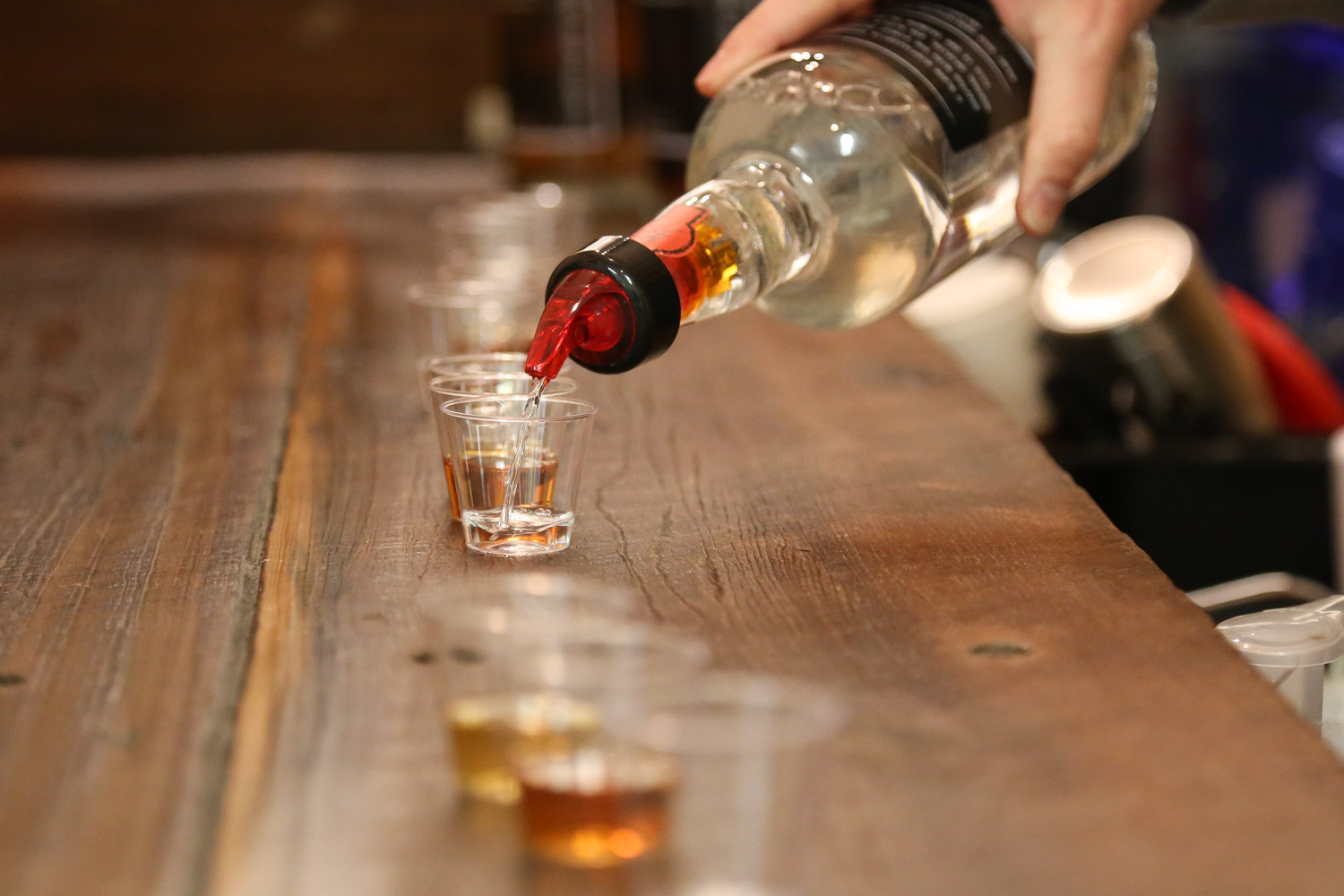 Sample whiskey on the Tennessee Whiskey Trail
