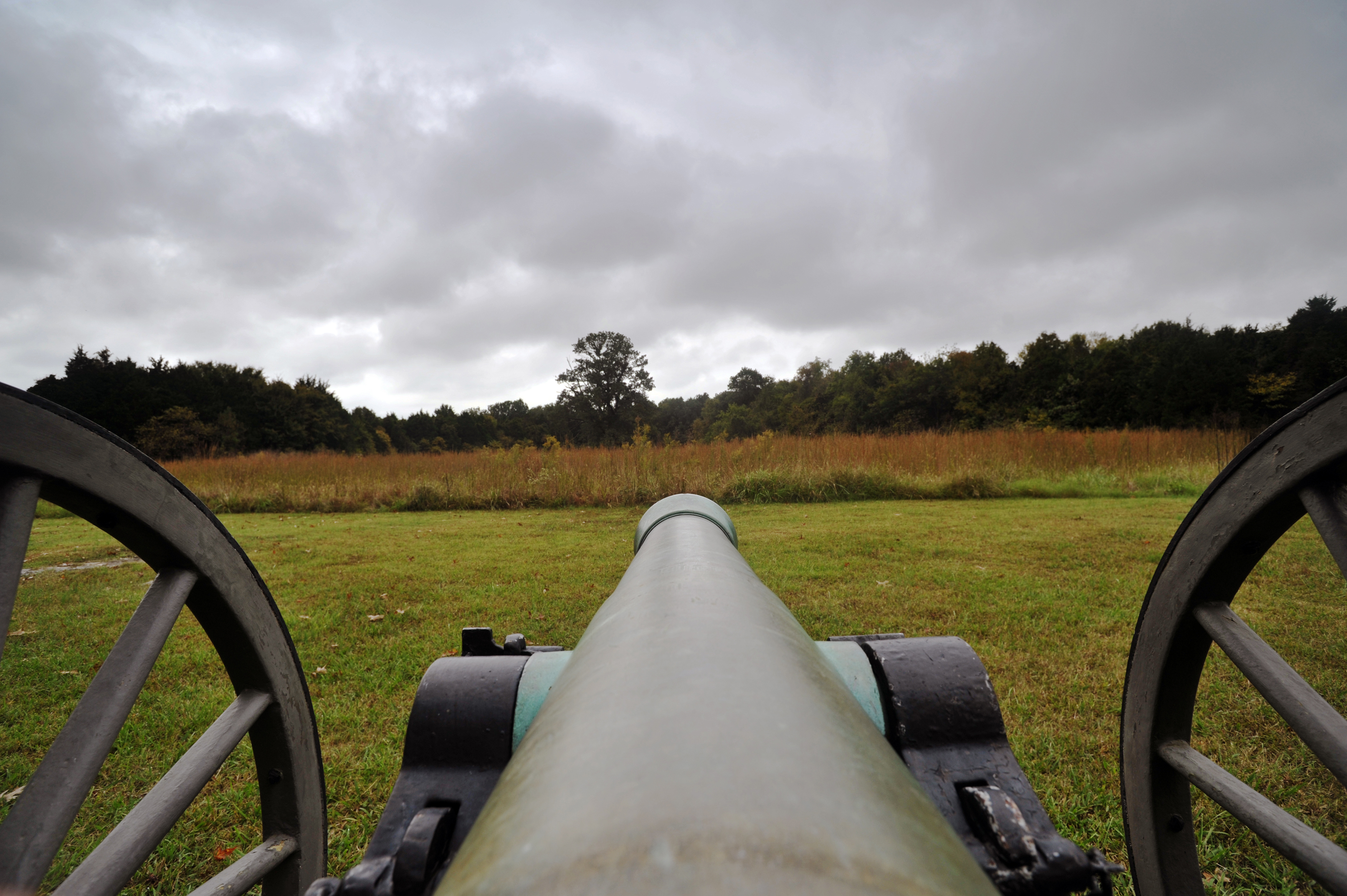 Stones River National Battlefield, Murfreesboro