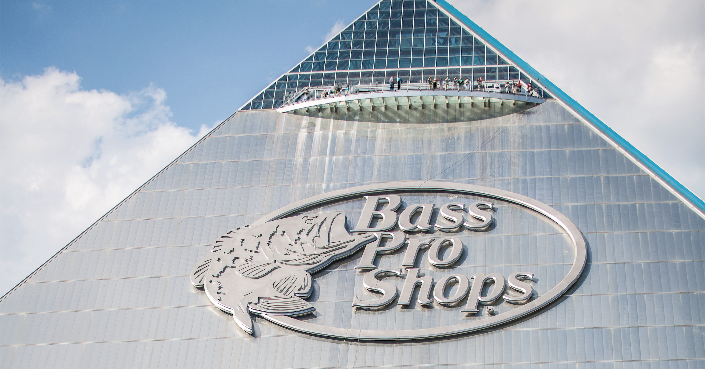 Bass Pro Shops at the Pyramid in Memphis, TN - Tennessee