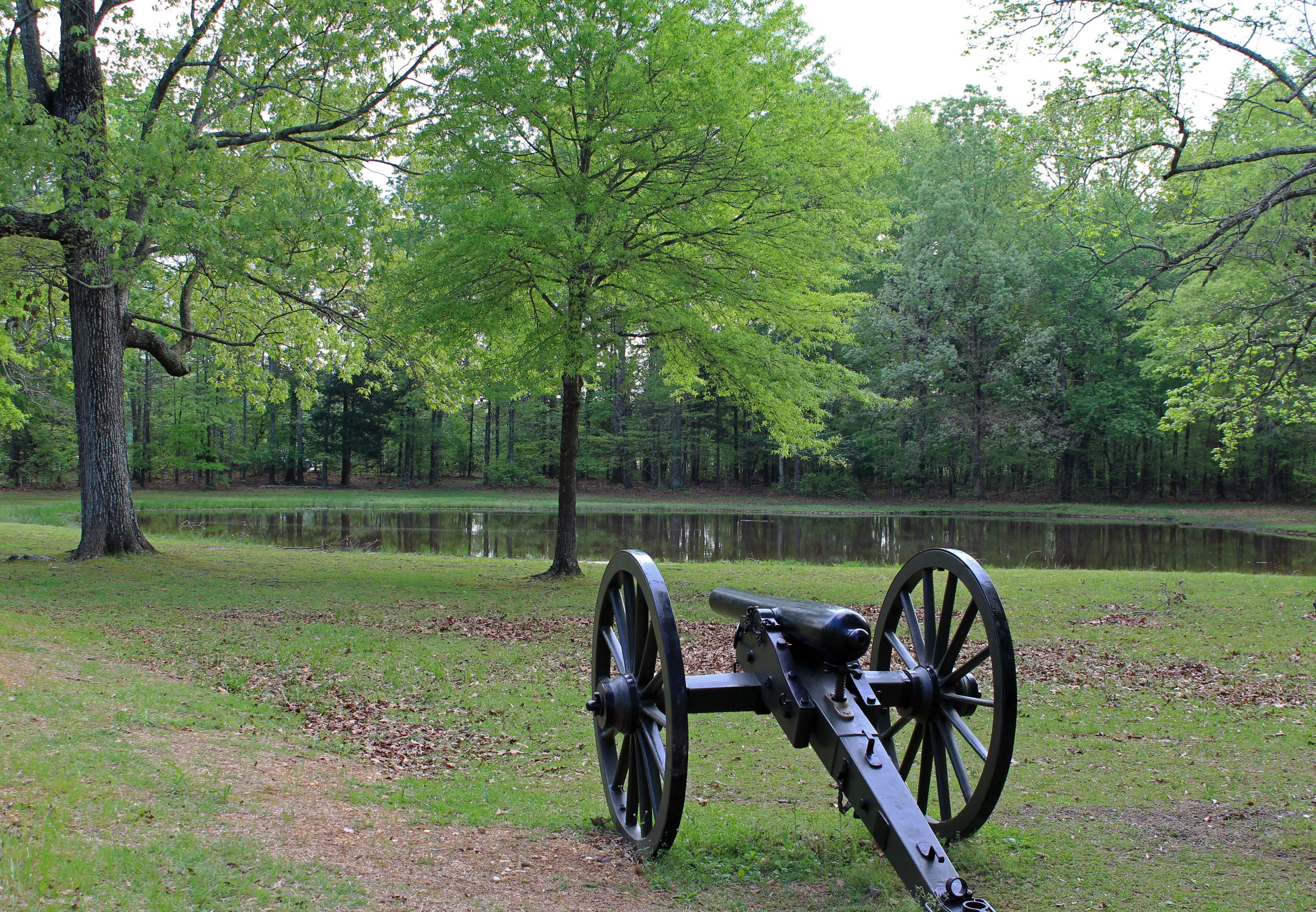Shiloh National Military Park in Shiloh, TN - Tennessee Vacation