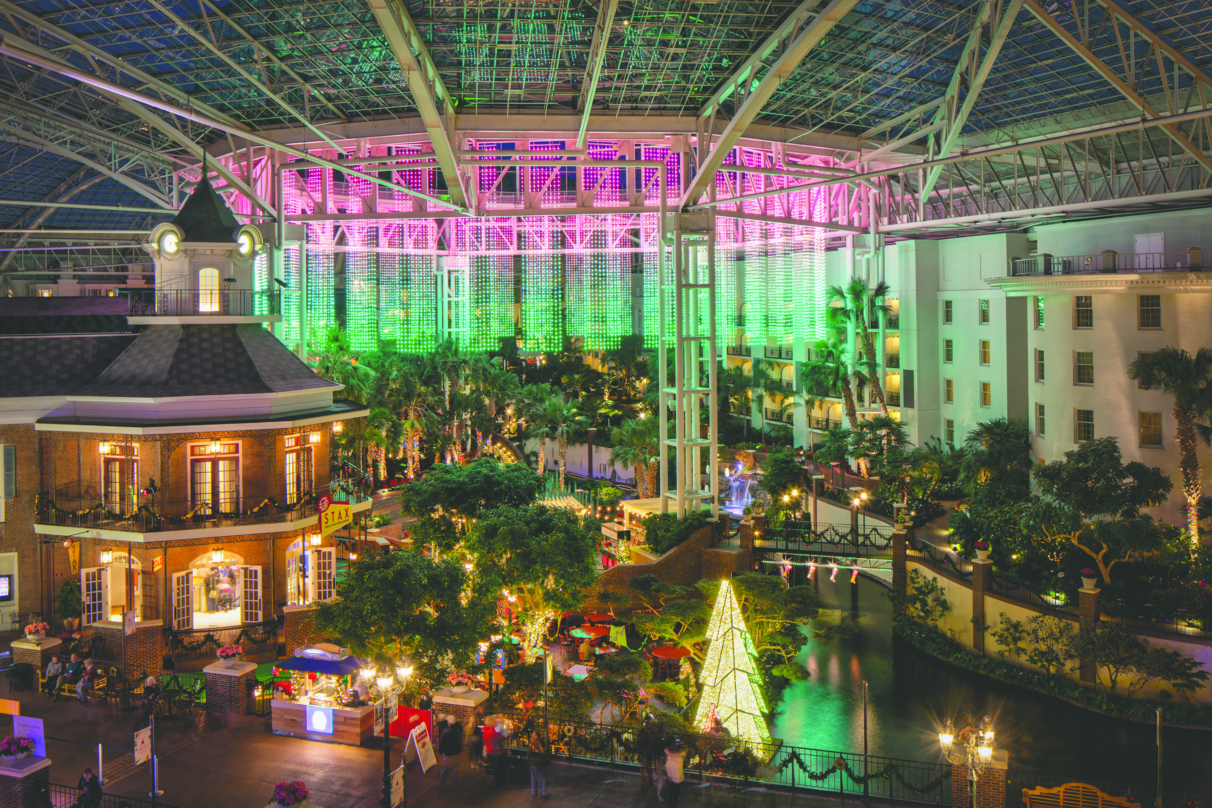 gaylord opryland resort convention center in nashville jpg 4005x2670 gaylord opryland hotel christmas