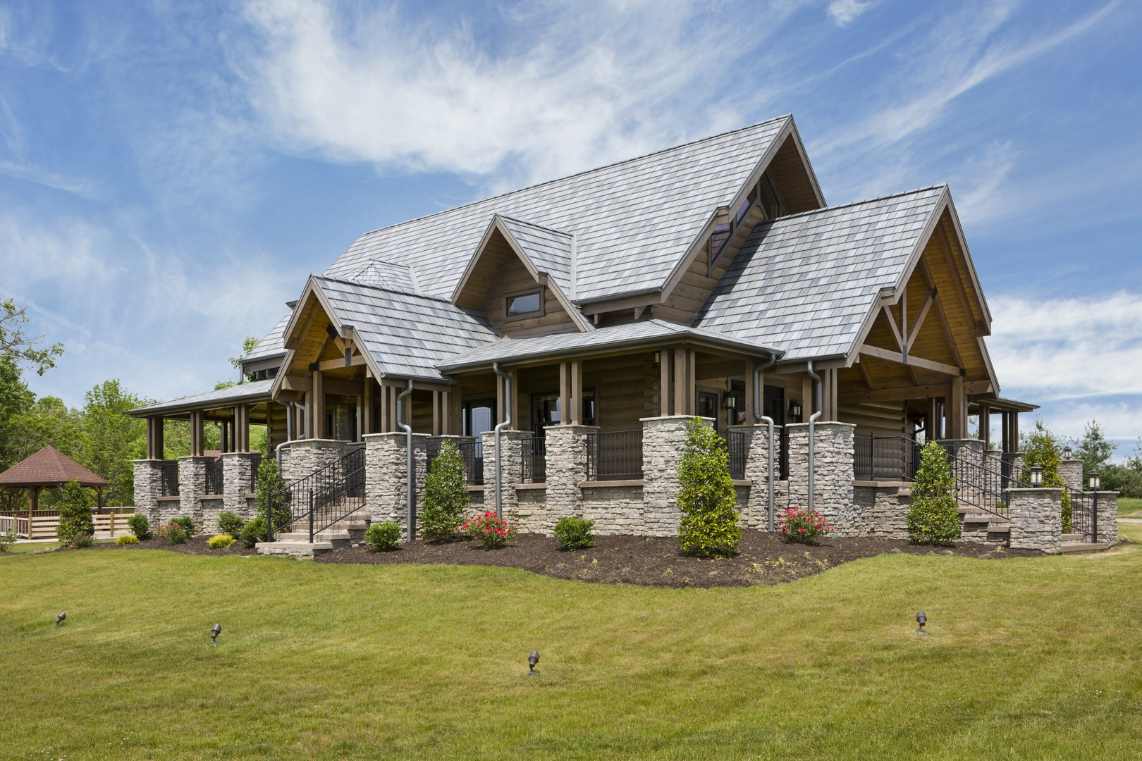 Honest Abe Log Homes In Celina Tn Tennessee Vacation