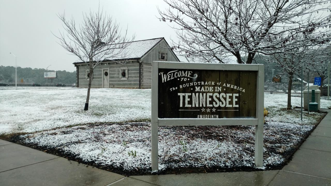 I-75 Welcome Center Chattanooga/Hamilton County in
