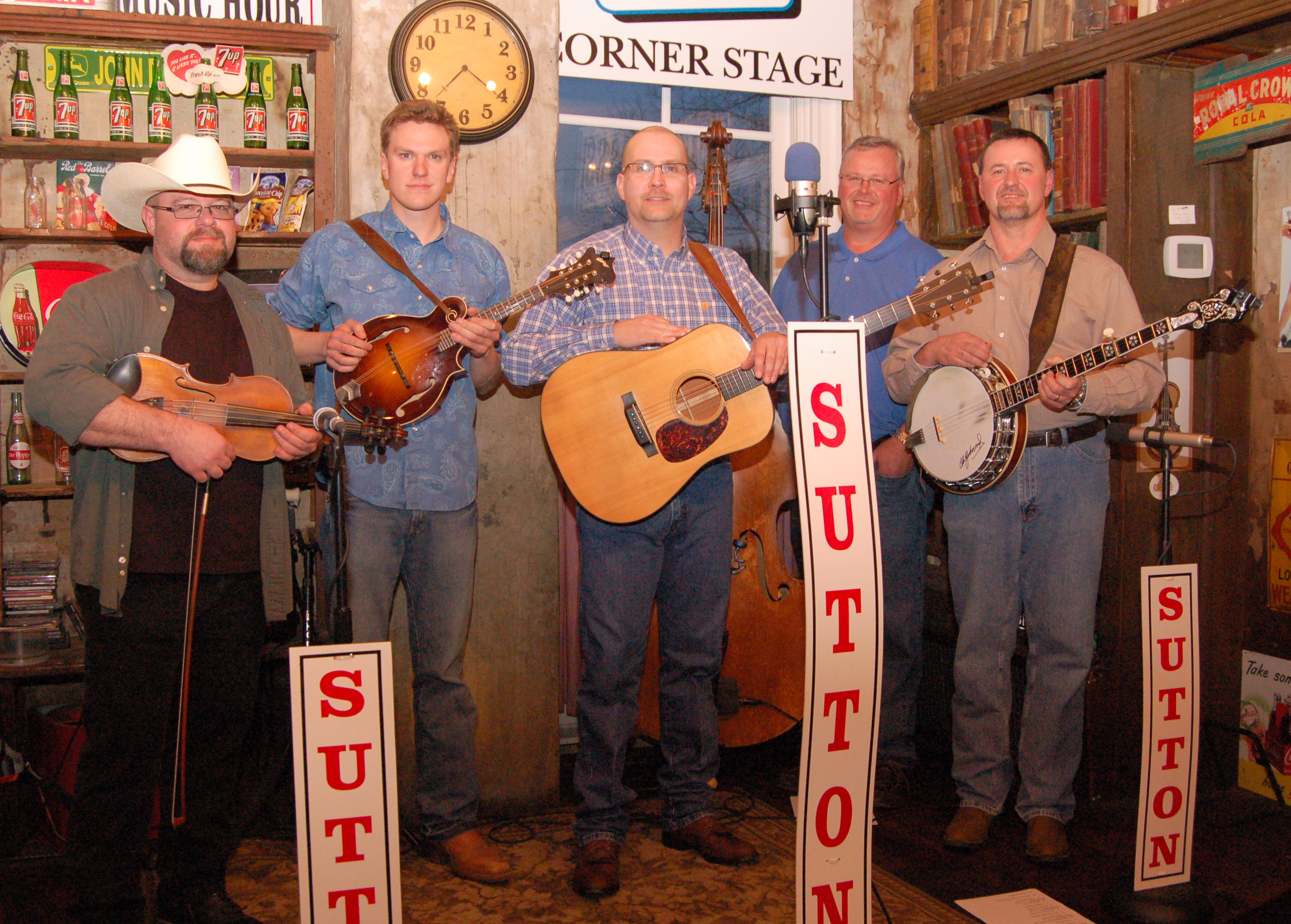 Sutton Ole Time Music Hour In Granville Tn Tennessee